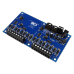8-Channel 0-10V Analog to Digital Converter with I2C Interface