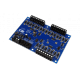 12-Channel I2C 0-10V Analog to Digital Converter with I2C Interface