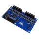 8-Channel I2C 0-20V Analog to Digital Converter with I2C Interface