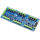 24-Channel 1-Amp SPDT Signal Relay Controller + 8 GPIO with I2C Interface