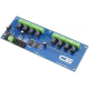 8-Channel 1-Amp SPDT Signal Relay Controller with I2C Interface