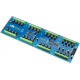32-Channel 1-Amp SPDT Signal Relay Controller with I2C Interface
