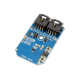BMA250 Digital Triaxial ±2g to ±16g Acceleration Sensor with Intelligent On-Chip Motion-Triggered Interrupt Controller I2C Mini Module