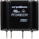 Crydom PF240D25R 25A 240VAC Random Turn-On Solid State Relay for Inductive Loads (Requires Forced Air Cooling) (Type D)