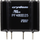 Crydom PF480D25 25A 480VAC Zero-Cross Solid State Relay for Resistive Loads (Requires Forced Air Cooling) (Type E)