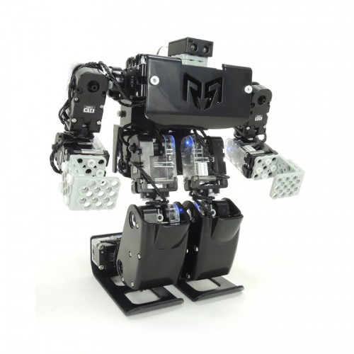 Load Sensors Increase Humanoid Robot's Sensitivity | 2015 ...  |Humanoid Robot Assembly