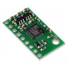 LSM303DLM 3D Compass, Accelerometer Carrier with Voltage Regulators