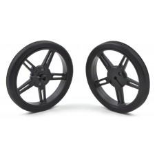 Pololu Wheel 60x8mm Pair -Black