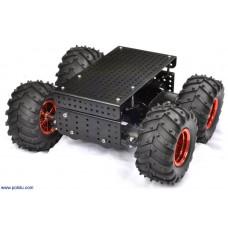 Dagu Wild Thumper 4WD All-Terrain Chassis, Black, 34:1