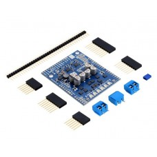 Pololu Dual G2 High-Power Motor Driver 18v18 Shield for Arduino
