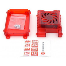 Case with Fan for RoboClaw 2x15A, 2x30A, and 2x45A
