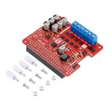 Pololu Dual G2 High-Power Motor Driver 18v18 for Raspberry Pi (Assembled)