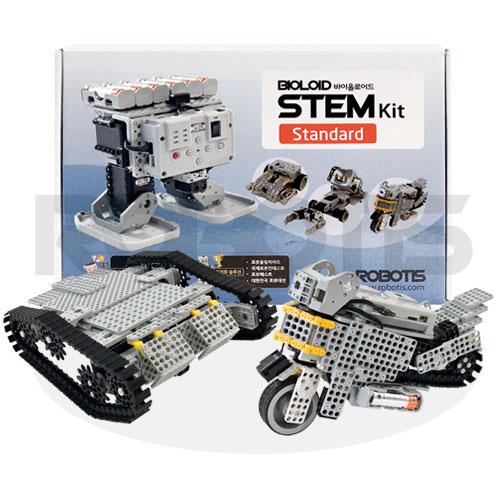 BIOLOID STEM Standard Robot Kit at MG Super Labs India