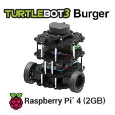 TURTLEBOT3 Burger RPi4 2GB [INTL]