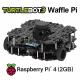 TURTLEBOT3 Waffle Pi RPi4 2GB [INTL]
