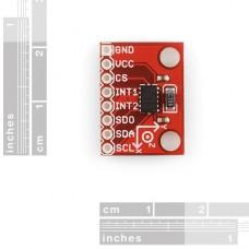 SparkFun Triple Axis Accelerometer Breakout - ADXL345