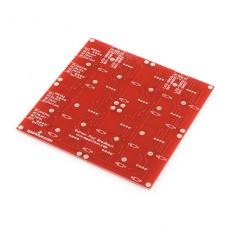 Sparkfun Button Pad 4x4 - Breakout PCB
