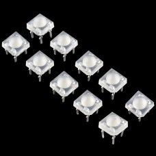 LED RGB Piranha 5mm (10 pack)