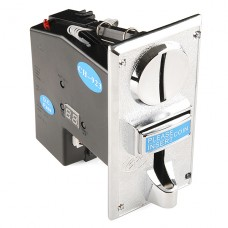 Coin Acceptor - Programmable (3 coin types) - Pulse Output