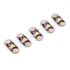 SparkFun LilyPad LED White (5pcs)