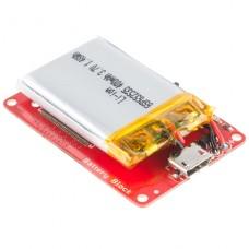 SparkFun Block for Intel® Edison - Battery
