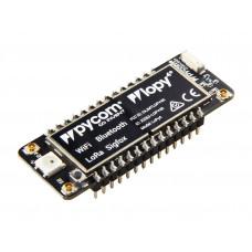 Pycom LoPy4 MicroPython enabled development board (LoRa, Sigfox, WiFi, Bluetooth)