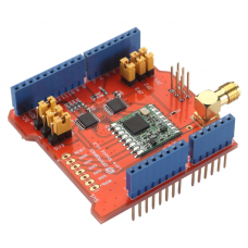 Dragino LoRa Shield - support 433M frequency