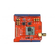 Dragino LoRa Shield - support 868M frequency
