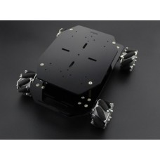 4WD Mecanum Wheel Robot Kit