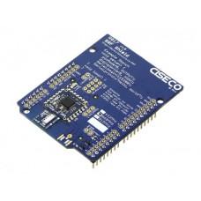 SRF shield - Wireless transciever for all Arduino type boards
