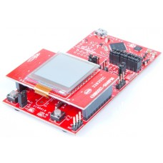 MSP430FR5969 LaunchPad Evaluation Kit with Sharp ® Memory LCD BoosterPack Bundle