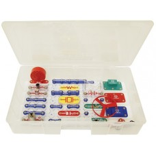 Snap Circuits Jr. Educational 100 Experiments Student Training Program with Deluxe Case