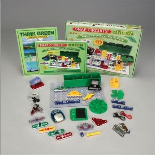 Snap Circuit Green