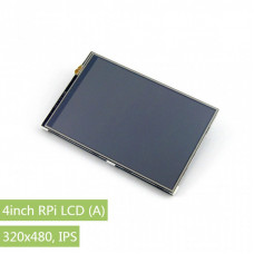 4inch RPi LCD (A), 320×480, IPS