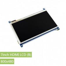 7inch HDMI LCD (B), 800×480,