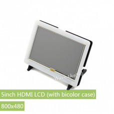 5inch HDMI LCD + Bicolor case