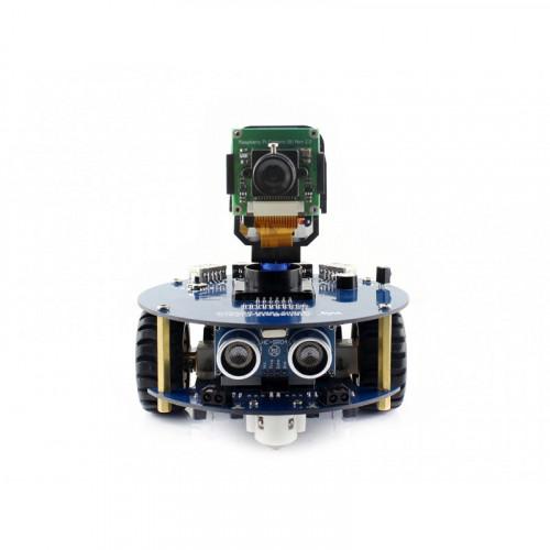 AlphaBot2 robot building kit for Raspberry Pi Zero W (built-in WiFi