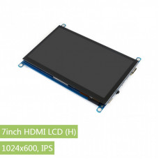 7inch HDMI LCD (H), 1024x600, IPS