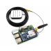 NB-IoT / eMTC / EDGE / GPRS / GNSS HAT for Raspberry Pi, for Europe, Africa, Australia, Southeast Asia