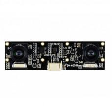 IMX219-83 Stereo Camera, 8MP Binocular Camera Module, Depth Vision