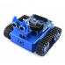 KitiBot Starter Tracked Robot Building Kit Based on BBC micro:bit