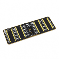 Quad GPIO Expander for Raspberry Pi Pico, Four Sets of Male Headers, USB Power Connector