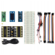 Raspberry Pi Pico Evaluation Kit (Type B), The Pico + Color LCD + IMU Sensor + GPIO Expander