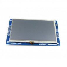 7inch Resistive Touch LCD (C) 800x480